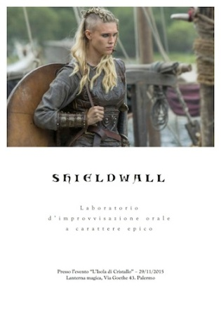 Shieldwall - Lanterna magica