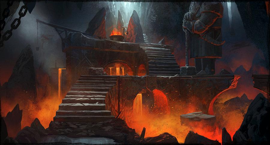 dwarven_caverns_concept_art_2_by_artofjokinen-d5mibt5